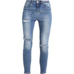 Miss Sixty LUKEN TROUSERS Jeans Skinny Fit blue denim. Niebieskie boyfriendy damskie Miss Sixty. Za 419,00 zł.