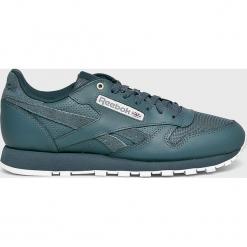 Reebok Classic - Buty Cl Leather. Szare buty skate męskie Reebok Classic, z gumy, na sznurówki, reebok classic. W wyprzedaży za 329,90 zł.