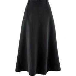 Spódnica bonprix czarny. Czarne spódnice wieczorowe bonprix. Za 109,99 zł.