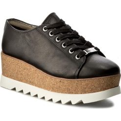 Creepersy damskie: Półbuty STEVE MADDEN - Korrie Sneaker 91000255-0S0-10001-01001 Black