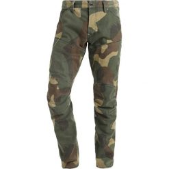 GStar 5620 3D TAPERED Jeansy Zwężane inza denim. Zielone jeansy męskie G-Star. W wyprzedaży za 419,25 zł.