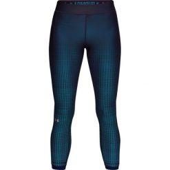 Spodnie dresowe damskie: Under Armour Spodnie damskie HeatGear Arm OvrSze L Anle Crp granatowe r. M (1307494-410)