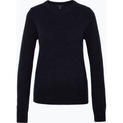 Marie Lund - Sweter damski z wełny merino, niebieski. Niebieskie swetry klasyczne damskie Marie Lund, m, z wełny. Za 229,95 zł.