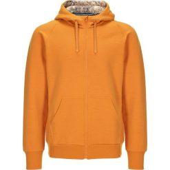 Bejsbolówki męskie: Bluza w kolorze pomarańczowym