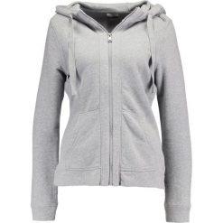 Bluzy damskie: Napapijri BABOS  Bluza rozpinana med grey melange