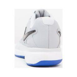Buty sportowe damskie: Nike Performance AIR VAPOR ADVANTAGE CARPET Obuwie do tenisa Indoor wolf grey/black/pure platinum/white/mega blue