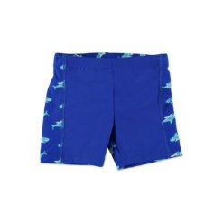 Odzież chłopięca: PLAYSHOES Boys Szorty kąpielowe Rekin kolor marine