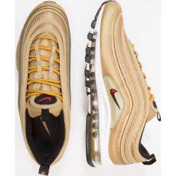 Nike Sportswear AIR MAX 97 OG QS Tenisówki i Trampki metallic gold/varsity red/white/black. Żółte tenisówki damskie Nike Sportswear, z materiału. Za 759,00 zł.