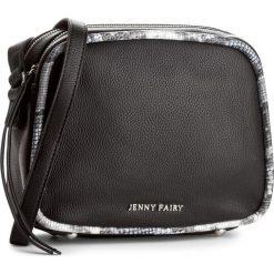 Torebka JENNY FAIRY - RC13356  Czarny. Czarne torebki klasyczne damskie Jenny Fairy. Za 89,99 zł.