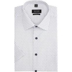 Koszula bexley 2832 krótki rękaw custom fit biały. Białe koszule męskie marki Reserved, l. Za 139,00 zł.