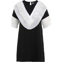 Sukienki hiszpanki: Navy London MINA Sukienka letnia black