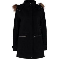 Płaszcze damskie: New Look Tall DUFFLE Krótki płaszcz black