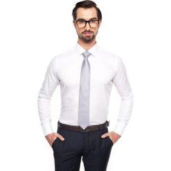 Koszula bexley 2489 długi rękaw custom fit biały. Białe koszule męskie Recman, m, z bawełny, z klasycznym kołnierzykiem, z długim rękawem. Za 139,00 zł.