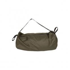 Torba na ubitą grubą zwierzynę 100 l. Szare torebki klasyczne damskie marki SOLOGNAC, z materiału. Za 79,99 zł.