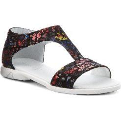 Sandały dziewczęce: Sandały KORNECKI – 03982 W/Black/S
