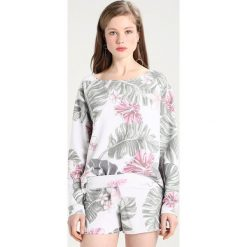 Bluzy rozpinane damskie: Juvia FLOWER SWEAT Bluza multi