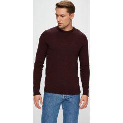 Jack & Jones - Sweter. Czarne swetry klasyczne męskie Jack & Jones, xl. W wyprzedaży za 69,90 zł.