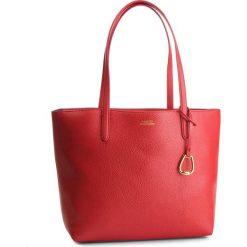Torebka LAUREN RALPH LAUREN - Merrimack 431742101003 Red. Czerwone torebki klasyczne damskie marki Lauren Ralph Lauren, ze skóry, duże. Za 779,00 zł.