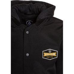 Volcom HIGHSTONE Kurtka przejściowa black. Czarne kurtki chłopięce przejściowe marki bonprix. W wyprzedaży za 199,50 zł.