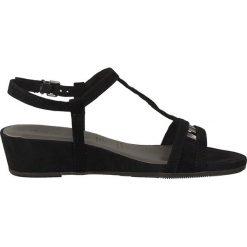 Rzymianki damskie: Skórzane sandały Emilie