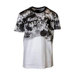 T-shirty chłopięce: Koszulka w kolorze biało-czarnym