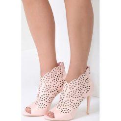 Różowe Sandały You Look. Czerwone sandały damskie vices, na wysokim obcasie. Za 99,99 zł.