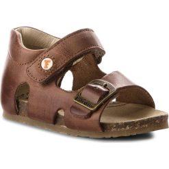 Sandały NATURINO - Falcotto By Naturino 1406 0011500673.01.9102 Cuoio. Brązowe sandały męskie skórzane Naturino. Za 269,00 zł.