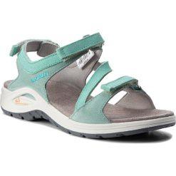 Sandały damskie: Sandały LOWA - Almeria 420370 Jade 0610