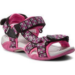 Sandały dziewczęce: Sandały CMP – Kids Hamal Hiking Sandal 38Q9954  Hot Pink B375