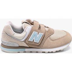 Buty sportowe chłopięce: New Balance – Buty dziecięce YV574SB
