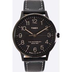 Timex - Zegarek TW2P95900. Czarne zegarki męskie marki Fossil, szklane. Za 299,90 zł.