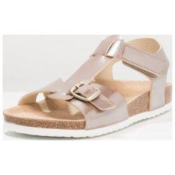 Friboo Sandały taupe. Czerwone sandały chłopięce marki Friboo, z materiału. Za 139,00 zł.