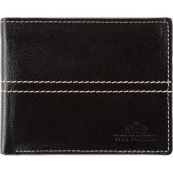 Portfel 14-1-116-1. Czarne portfele męskie marki Wittchen. Za 108,00 zł.