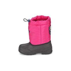Śniegowce Dziecko Polo Ralph Lauren  VALE. Czerwone buty zimowe chłopięce marki Polo Ralph Lauren. Za 255,20 zł.