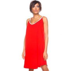"""Sukienki hiszpanki: Sukienka """"Kia"""" w kolorze czerwonym"""