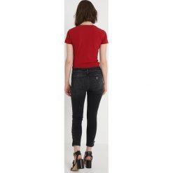 Liu Jo Jeans UP EYELETS Jeans Skinny Fit denim black. Szare boyfriendy damskie Liu Jo Jeans, z bawełny. Za 749,00 zł.
