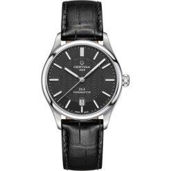 RABAT ZEGAREK CERTINA DS 8 Powermatic 80 C033.407.11.031.00. Białe, analogowe zegarki męskie marki CERTINA, szklane. W wyprzedaży za 2587,20 zł.