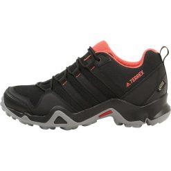 Adidas Performance TERREX AX2R GTX W Obuwie do biegania Szlak black/trasca. Brązowe buty sportowe damskie marki adidas Performance, z gumy. W wyprzedaży za 399,20 zł.