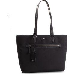 Torebka DKNY - Kaden R81AE591 Black/Silver BSV. Czarne torebki klasyczne damskie DKNY, z materiału. Za 589,00 zł.
