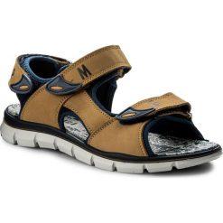 Sandały męskie: Sandały PRIMIGI - 1396033 D Giallo