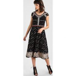 Długie sukienki: Smash MAREA Długa sukienka black