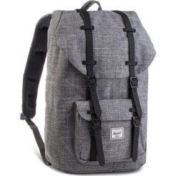 Plecak HERSCHEL - Lilamer 10014-01132  Ravenx/Blk. Szare plecaki męskie Herschel, z materiału. Za 469,00 zł.