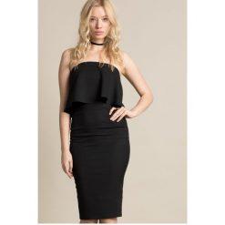 Sukienki: Missguided – Sukienka Frill