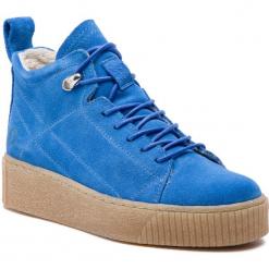 Sneakersy TAMARIS - 1-25258-31 Electric Bluc 813. Niebieskie sneakersy damskie Tamaris, z materiału. Za 279,90 zł.