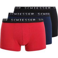 Schiesser HIPSHORTS 3 PACK Panty black. Czarne bokserki męskie marki Schiesser, z bawełny. Za 169,00 zł.