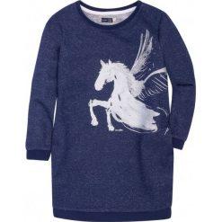 Bluzy dziewczęce: Sukienka o charakterze bluzy dla dziewczynki 9-13 lat