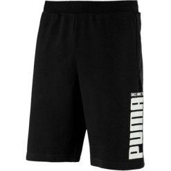 Puma Rebel Bold Shorts Cotton Black M. Czarne spodenki sportowe męskie Puma, sportowe. Za 119,00 zł.