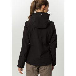 Icepeak LEONIE Kurtka Softshell black. Czarne kurtki damskie Icepeak, z elastanu. Za 359,00 zł.
