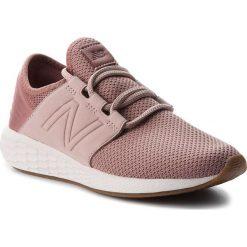 Buty NEW BALANCE - WCRUZNA2 Różowy. Niebieskie buty do biegania damskie marki Salomon, z gore-texu, na sznurówki, gore-tex. W wyprzedaży za 269,00 zł.