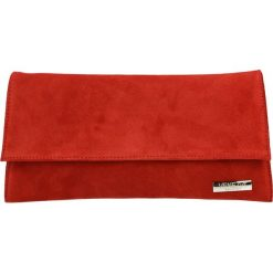 Torebki klasyczne damskie: Torebka – K257 CAM RED